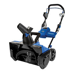 Snow Joe iON PRO Series 21-Inch Cordless Single Stage Brushless Snow Blower with Rechargeable Battery