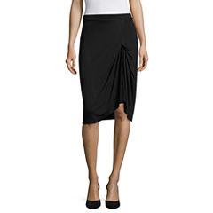 Worthington Edition Asymmetrical Skirt