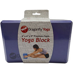 DragonFly™ Premium Foam Yoga Block