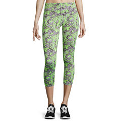 City Streets® Performance Cropped Leggings
