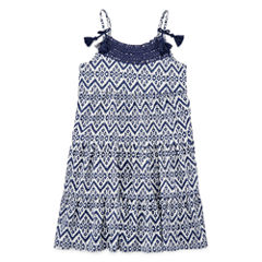 Arizona Sleeveless Skater Dress - Toddler