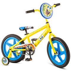 Spongebob 16Inch Boys Bike