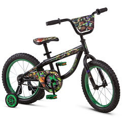 Teenage Mutant Ninja Turtles 16Inch Boys Bike