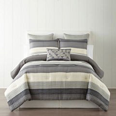 Studio Vale 3-pc. Comforter Set & Accessories