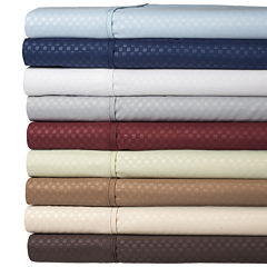 Cambridge Home Embossed Microfiber Sheet Set