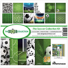 Reminisce 13-pc. Soccer Collection Kit