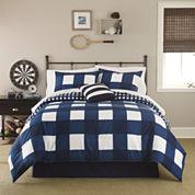 IZOD® Buffalo Plaid Comforter Set & Accessories