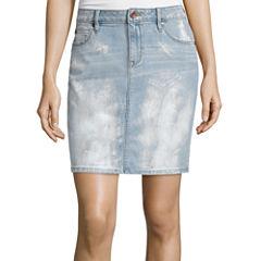a.n.a® Five-Pocket Denim Skirt