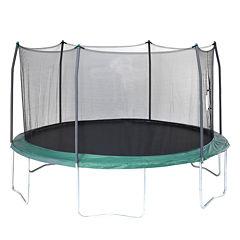 Skywalker Trampolines 15' Round Trampoline with Enclosure Net