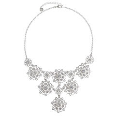 Monet Jewelry The Bridal Collection Statement Necklace