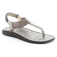 J Sport By Jambu Yasmine Womens Flat Sandals