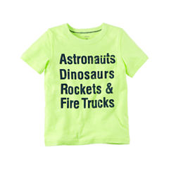 Carter's Graphic T-Shirt-Toddler Boys