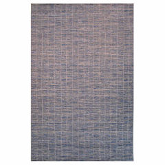 La Rugs Tibet Solid Rectangular Runner