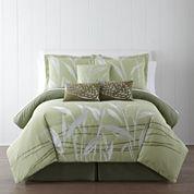 Panama Jack® Pampas Tropical 7-pc. Comforter Set
