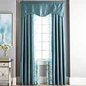 Liz Claiborne® Gallery Taffeta Window Treatments