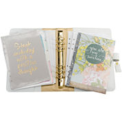 Webster's Pages Personal Planner Kit - White