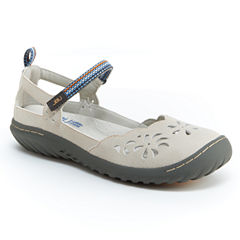 J Sport By Jambu Deep Sea Encore Womens Mary Jane Shoes