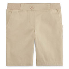 Izod Exclusive Twill Bermuda Shorts - Preschool Girls
