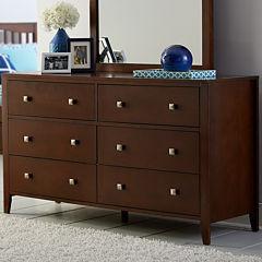 Possibilities 6 Drawer Dresser