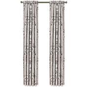 Queen Street® Arabella 2-Pack Rod-Pocket Curtain Panels