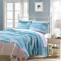 Greenland Home Fashions Maui Quilt Set or Accessories