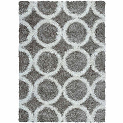 Rizzy Home Kempton Geometric Rectangular Rugs