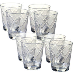 Certified International Double Old Fashioned 8-pc. Double Old Fashioned