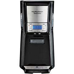 Hamilton Beach® 12-Cup BrewStation® Programmable Coffee Maker