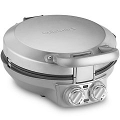 Cuisinart® International Chef™ Crepe/Pizzelle/Pancake Plus