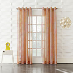 Drake Grommet-Top Curtain Panel