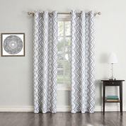 Uriel Grommet-Top Curtain Panel
