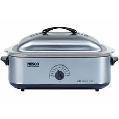 Nesco 4818-25-20 18 Qt. Stainless Steel Base