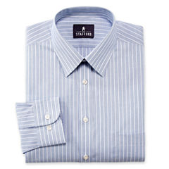 Stafford® Performance Pinpoint Dress Shirt
