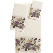 Queen Street® Carlyon Floral Bath Towels