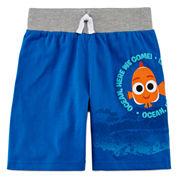 Disney Apparel by Okie Dokie® Dory Shorts - Toddler Boys 2t-5t