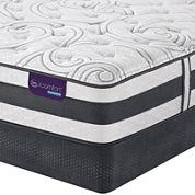 Serta® iComfort® Hybrid Recognition Plush - Mattress + Box Spring