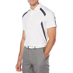 PGA Tour Short Sleeve Motionflux 360 Polo Shirt