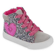 Okie Dokie Acelin Girls Sneakers - Toddler