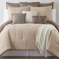 Home Expressions Arden 10-pc. Comforter Set & Accessories