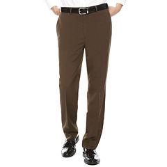 Stafford® Flat Front Dress Pants - Classic