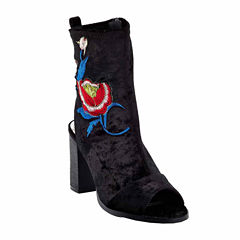 Henry Ferrera Wj-A74 Womens Heeled Sandals