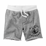 Carter's® Screen-Printed Waikiki Shorts - Preschool Boys 4-7