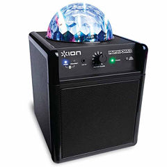 Ion Audio IPA19C Party Power Portable Wireless Speaker System with Party Lights