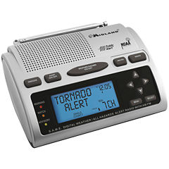 Midland WR-300 AM/FM Weather Alert Radio