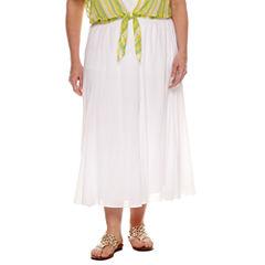 Alfred Dunner Full Skirt-Plus