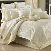 Queen Street® Maddison 4-pc. Jacquard Comforter Set
