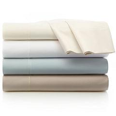 Liz Claiborne® 600tc Egyptian Cotton Sateen Set of 2 Pillowcases