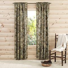 Realtree® Xtra® 2-Pack Camo Rod-Pocket Curtain Panels