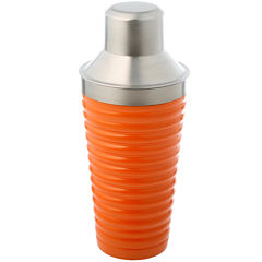 Fiesta® Poppy 24-oz. Ribbed Cocktail Shaker