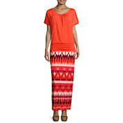 Alyx® Solid Malone Crochet Top or Pattern Maxi Skirt